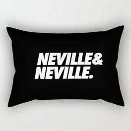 MUFC duo_ NEVILLE & NEVILLE Rectangular Pillow