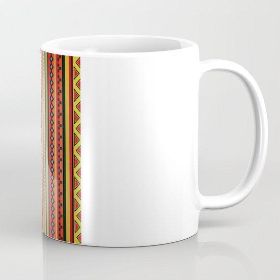 Bulgarian Rhapsody Pattern Mug
