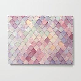 Pretty pattern Metal Print