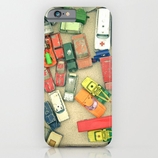 Traffic Jam iPhone & iPod Case
