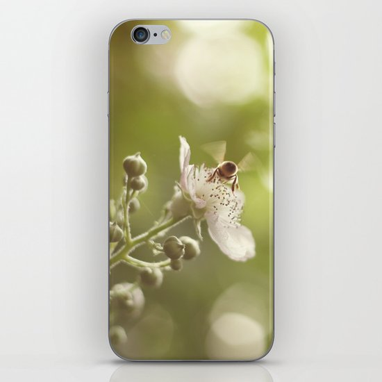 Busy Little Bee Bum iPhone Skin