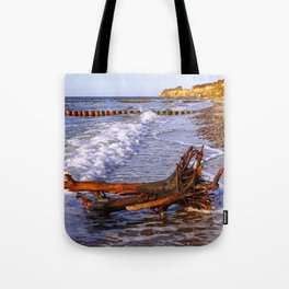 At the Baltic Sea, Germany Tote Bag
