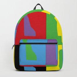 Delaware Pop Art Backpack