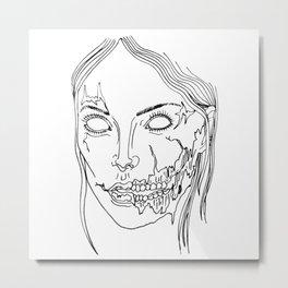 'Til Death Do Us Part Metal Print