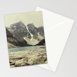 Moraine Lake Adventure Stationery Cards