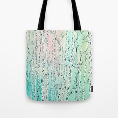 don't be a birch Tote Bag