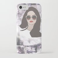 lana iPhone & iPod Cases featuring LANA by Share_Shop
