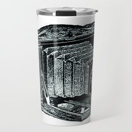 Camera 2 Travel Mug
