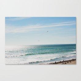 Malibu Dreaming, No. 2 Canvas Print