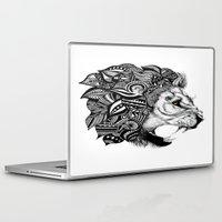 leon Laptop & iPad Skins featuring Leon by Artful Schemes