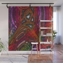 Wet Paint Wall Mural