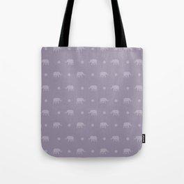 Elephants VI Tote Bag