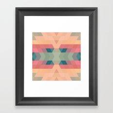 Navajo 4 Framed Art Print