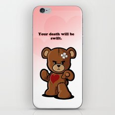 Love bear iPhone & iPod Skin