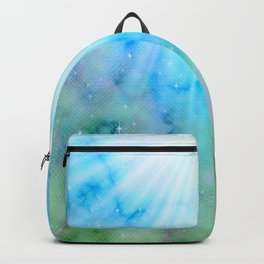space marble Backpack