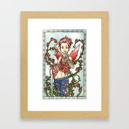 Acquarius Framed Art Print