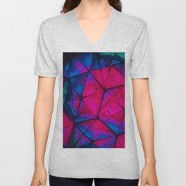 Rose Prism Unisex V-Neck