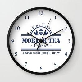 MoriarTea Wall Clock