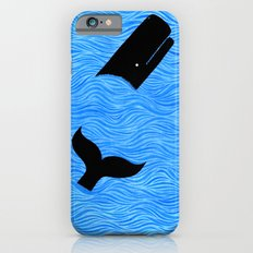 Whale in the Sea Slim Case iPhone 6s