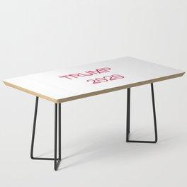 TRUMP 2020 Coffee Table