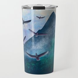 The Flight of The Eagles Travel Mug