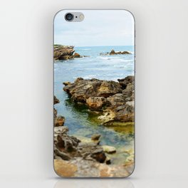Boat's Bay - Warrnambool, Australia iPhone Skin