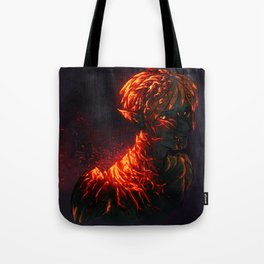 Guild Wars - Into Embers Tote Bag