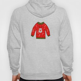Ugly Christmas Sweater Hoody
