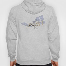 ISS- International Space Station Hoody