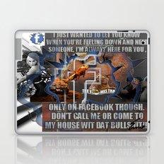 facebook golden rule Laptop & iPad Skin