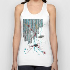 Right Side Up Unisex Tank Top