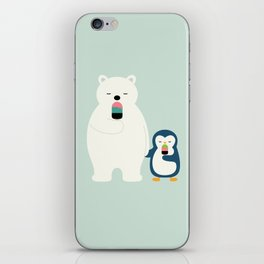 Stay Cool iPhone Skin