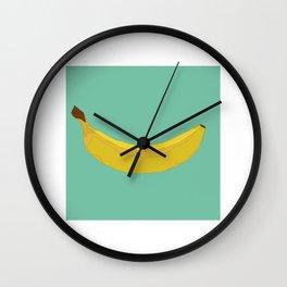 Bananarma Wall Clock