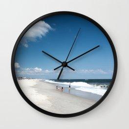 Fun and Sun Wall Clock