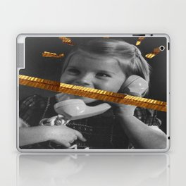 Golden Baby Laptop & iPad Skin