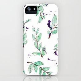 blazz studios: Spring Twigs iPhone Case