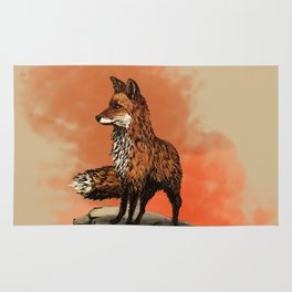 Red Fox Rug
