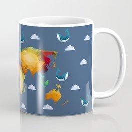 World of Whales Coffee Mug