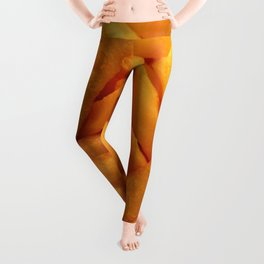 French fries photography Leggings