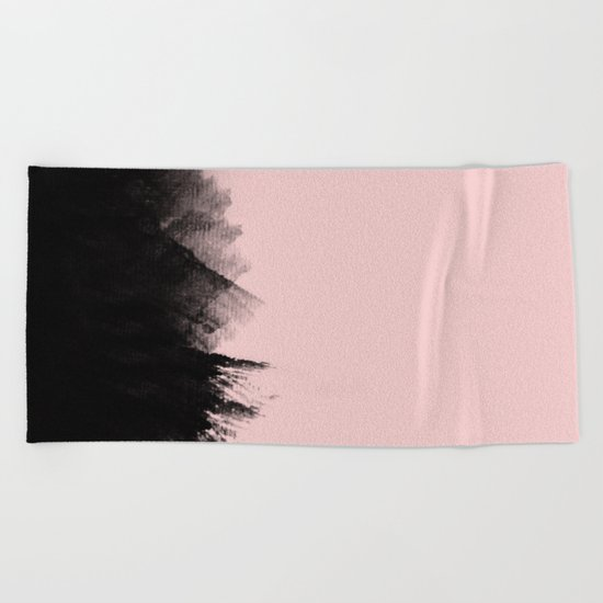 Yin  Beach Towel