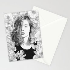 Garden Lounge Stationery Cards