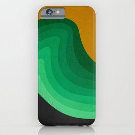 Desert Green iPhone Case