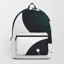 Ursa Minor - Star Constellation Backpack