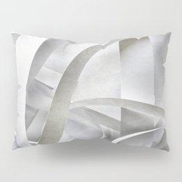 Paper pattern Pillow Sham