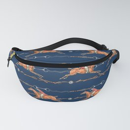 HORSE AND RIDER Fanny Pack