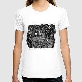 Not now, Creepy Creatures! T-shirt