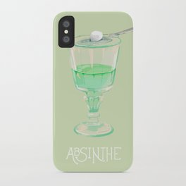 Absinthe iPhone Case
