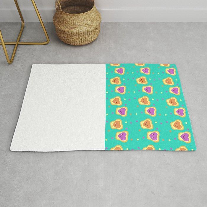 Sweet Lovers - Pattern Rug