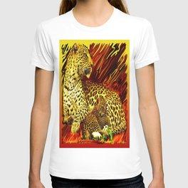 leopards T-shirt