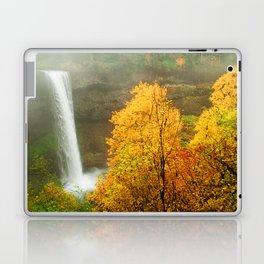 Waterfall into Fall Laptop & iPad Skin